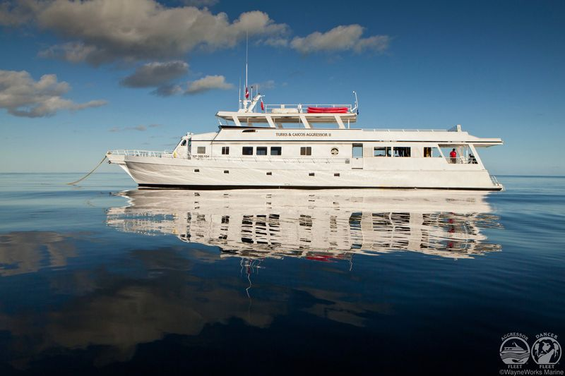 Turks And Caicos Aggressor 2 Diving Liveaboard In Truks